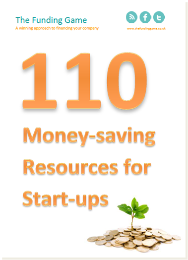 110 money-saving resources for start-ups free report
